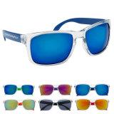 Vidrios de Sun de madera con diseño popular de las gafas de sol personales de encargo promocionales de la insignia