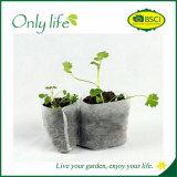 Onlylife nichtgewebter wachsen Garten-Pflanzer-Beutel-runde ökonomische Beutel