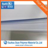Выбитый твердый лист PVC листа 250mircon PVC твердый выбитый