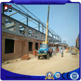 Edifícios galvanizados da oficina do frame de aço para a venda