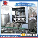 물통 충전물 기계