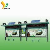 LED para visualização de abrigos de autocarro e no visor do Barramento CAN