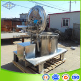 Pgz1000 Typ pneumatische Schaber-Unterseiten-Einleitung-flaches Korb-Filter-Salz-Kristallisations-Zentrifuge-Trennzeichen