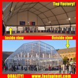 Novo design do teto Polígono Fastup Marquee tenda no Reino Unido Inglaterra Londres Bristol Liverpool