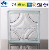 Высокое качество Jinghua косая линия очистить стекло кирпича/блока цилиндров