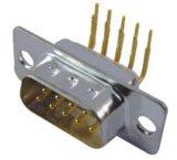 熱いセルカスタム直角の機械で造られたPin 7.2の足跡D-SUB