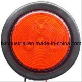 """LED 2.5の""""円形のクリアランスの側面のマーカーライト(TK-TL102)"""