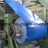 По конкурентоспособной цене катушки Al-Zn с полимерным покрытием для стальных плитки