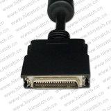 SCSI CRHP Mdr 36pin Automobile connecteur de câble