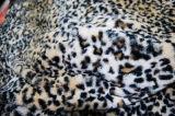 Luipaard Gedrukte Luxueuze Algemeen van het Bont Faux