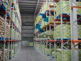 1200X1000 Rackable pour la palette du plastique 1000kg