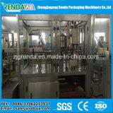 Máquina de rellenar del jugo 3in1 de la botella del animal doméstico con el esterilizador