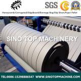 Sistema hidráulico de 200m/min rapido máquina rebobinadora y cortadora longitudinal de papel de proveedor Lline