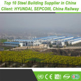Venta caliente precio de fábrica Taller profesional estructura personalizada