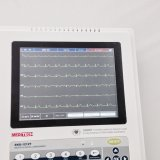 Portable doze ECG de Meditech EKG 1212t com teclado