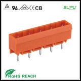 400V 16une douille de connecteur MCS avec broche à souder droites 1,2*1,2 mm