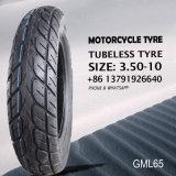 Pneu de scooter/pneu et tube (chambre à air en caoutchouc de butyl&) pneu 3.50-10 3.00-10