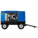 Портативный двигатель дизеля - управляемый компрессор воздуха