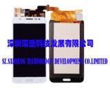 Экран LCD касания мобильного телефона для индикации жидкостного кристалла галактики J5 Samsung для экрана сломанного заменой