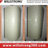 3mm panneau composite en aluminium à revêtement en polyester pour signer