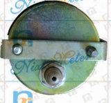 El Dynamo Manómetro de aceite de 60mm con Dial Color