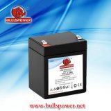 警報システムおよびUPSのためのVRLA電池12V4.5ah
