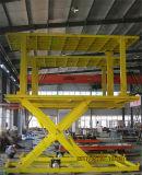 De hydraulische Lift van de Schaar van de Auto van het Parkeren