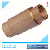 Труба NPT высокого давления мыжская/вода пробки латунная уменьшая задерживающий клапан
