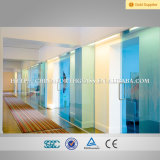 12mm Clear Tempered Glass Flat/Curved Tinted Glass Door
