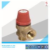 La temperatura y la válvula limitadora de presión para calentador de agua solar