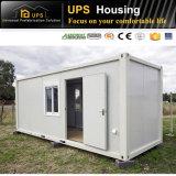 Casa prefabricada caliente del envase del bajo costo de la venta