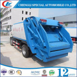 Dongfeng 4X2 8cbm 10cbm 쓰레기 압축 분쇄기 쓰레기 트럭