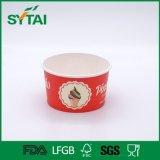 Le bol de potage de papier remplaçable avec le couvercle pour emportent