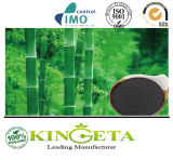 O bambu Biochar ácido húmico fertilizantes orgânicos