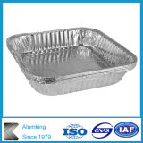 AluminiumFoil Containers mit Paper Lid