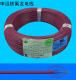 600V кабельные проводки UL 10362 PFA изолированные тефлоном