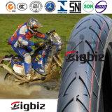"""Pneu/pneumático novos sem câmara de ar da motocicleta do """"trotinette"""" do projeto"""