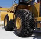 Chaîne de Protection des pneus de type carré (23.5-25)