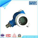 Transmissor de pressão de vácuo inteligente 4-20mA com display LCD