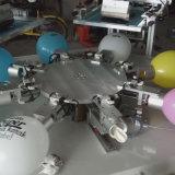 気球2カラー回転式スクリーンの印字機