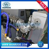 Sj único parafuso de PP PE revestido de plástico ABS com máquina de tubos de PVC
