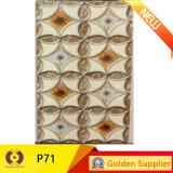azulejo de cerámica de la pared del azulejo del cuarto de baño 3D (P75)