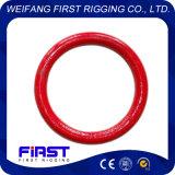 Plastica forgiata che spruzza intorno all'anello per alzare