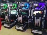 Säulengang-Spiel-Auto-Laufenspiel des China-Fabrik-Zubehör-Initialen-Säulengang-Stadiums-8, das Simulator-Preis fährt