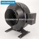 Ventilador en línea del conducto de la ventilación de extractor de 160 centrífugos