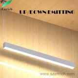 28*80mm 크기 고품질을%s 가진 위/아래 방출 LED 선형 전등 설비