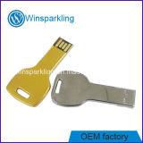 Schlüssel USB-grelle Platte-gutes Material