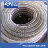 비독성 나선 PVC 철강선 호스