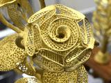 보석을%s 1-6kg 금 은 구리 감응작용 기계는 조각품 주물을 둥글게 된다