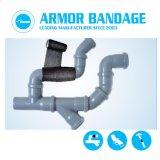 Rohr-Reparatur-Produkte verwendet zu Reparatur-undichtem Rohr, Verlegenheits-Splintloch-Leck-Rohr-Reparatur-Verband/Installationssätze